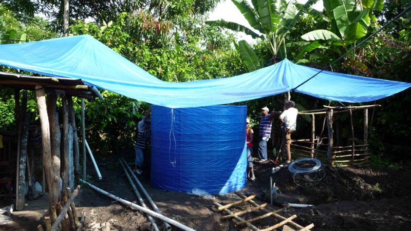 Los Uveros Water System Project – Dominican Republic