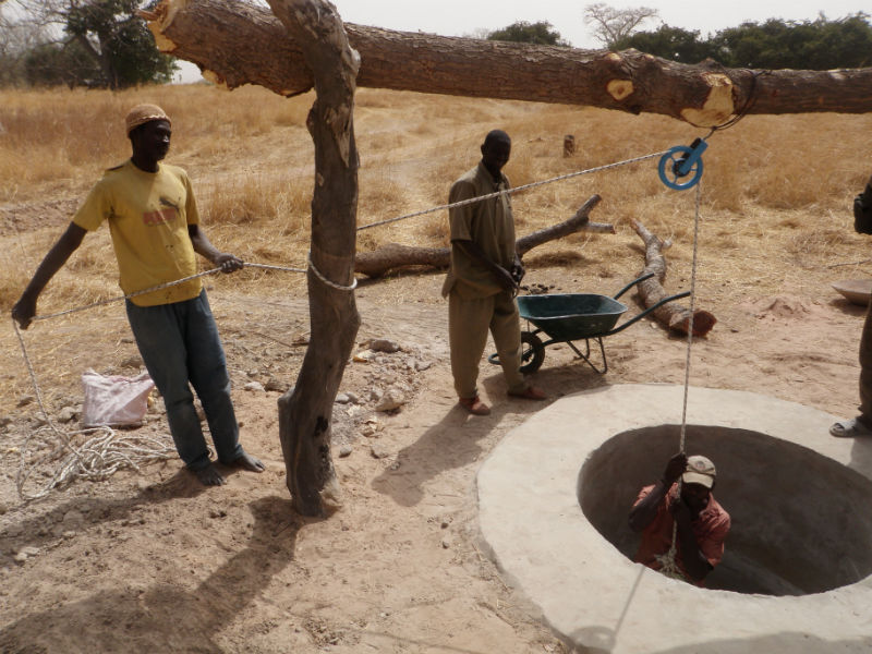 Conclusion of Saly Escale Well Project – Senegal