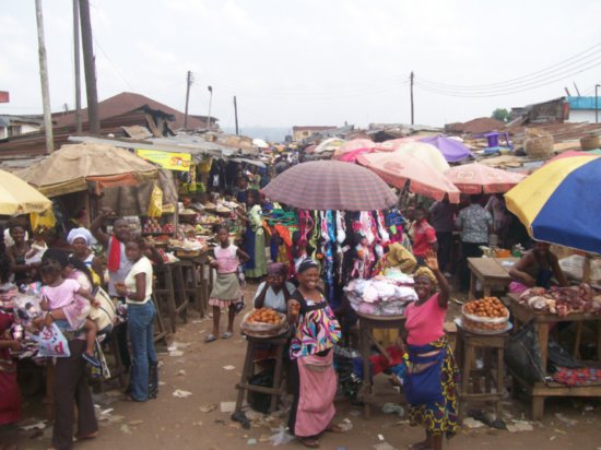 Market - Benin