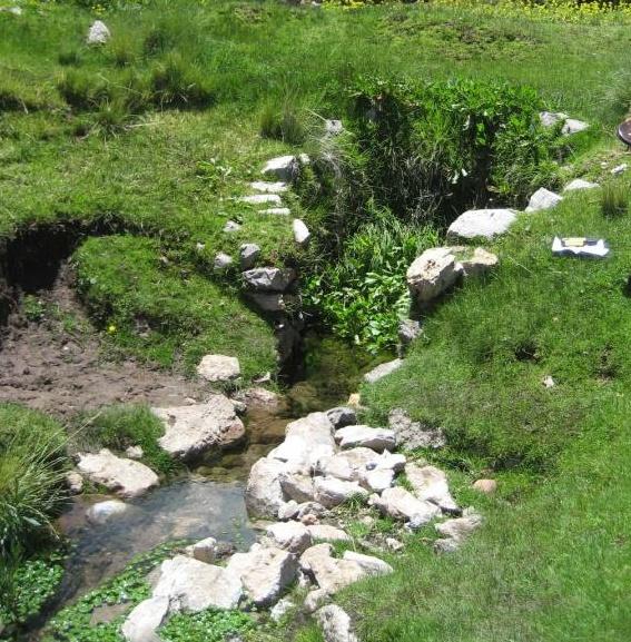Parina Community Spring Project – Peru