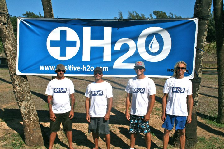 Positive H2O Beach Cleanup - Maui, HI, USA