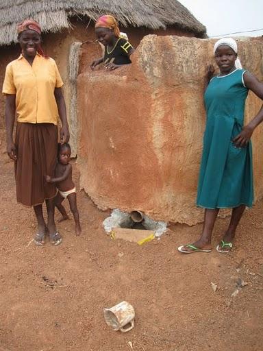 Soak-Away Pit Construction Project – Ghana