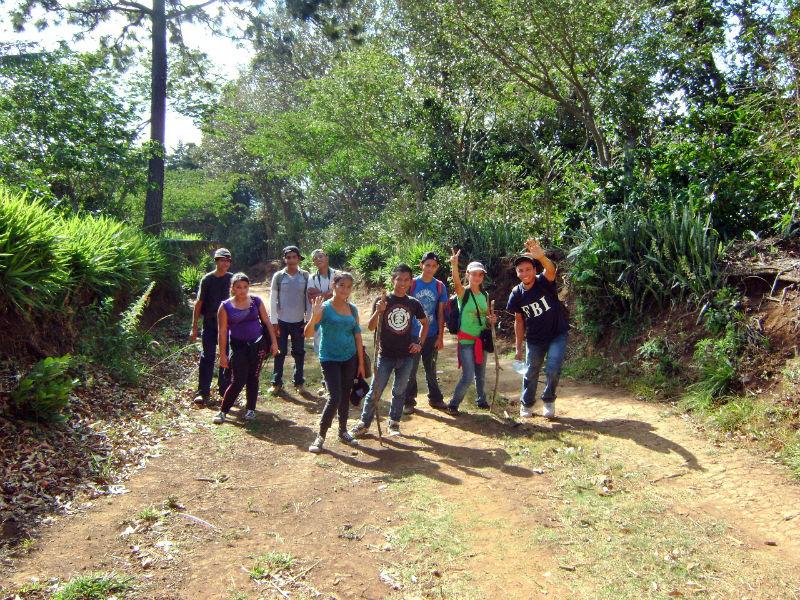 El Pital and Las Tablas Spring Catchment Project – El Salvador