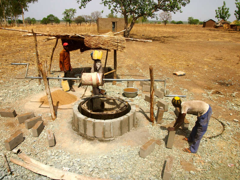 Conclusion of Payuka Well Project – Togo