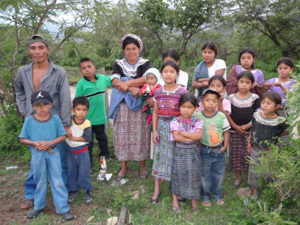 People of El Zapote