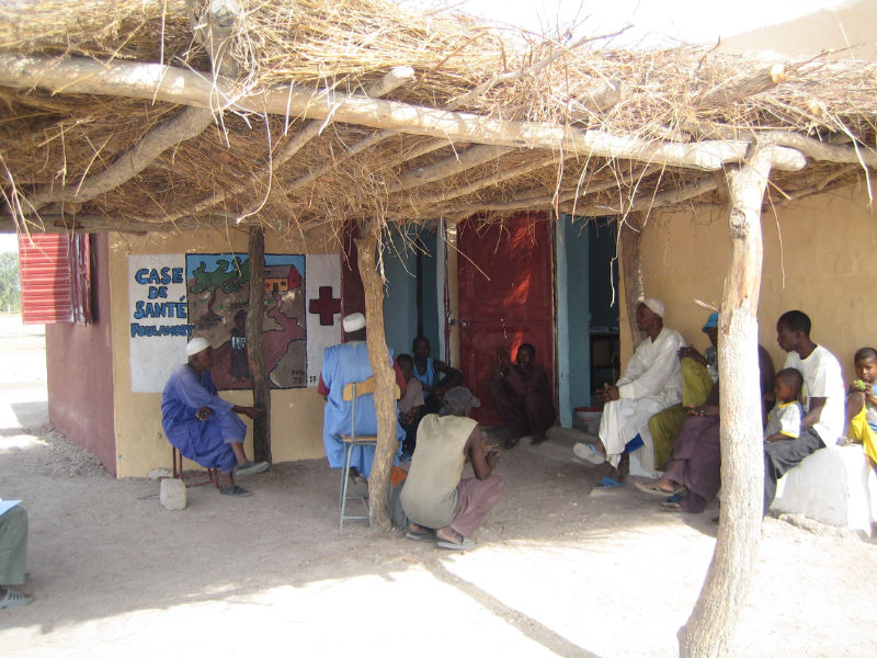 Community Health Hut Construction Project – Senegal