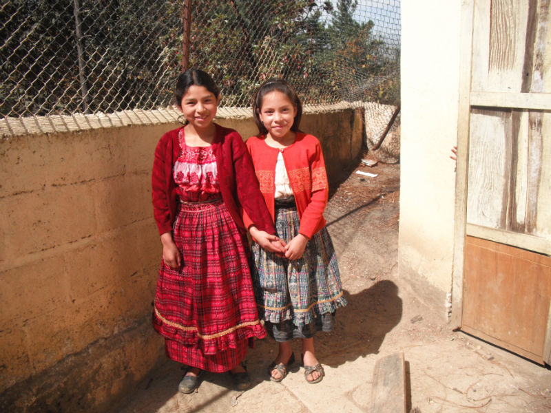 Girls - Guatemala