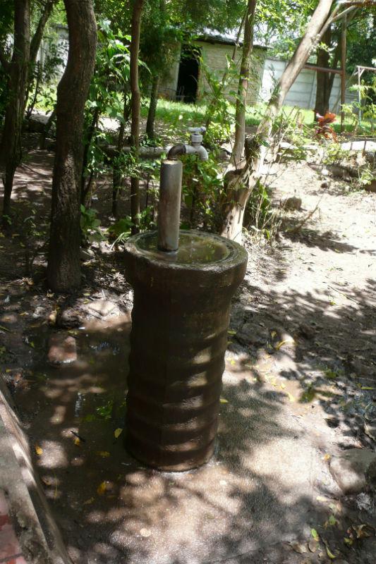 Escuela Mentor de la Excelencia Ruben Dario Water System Project - Nicaragua