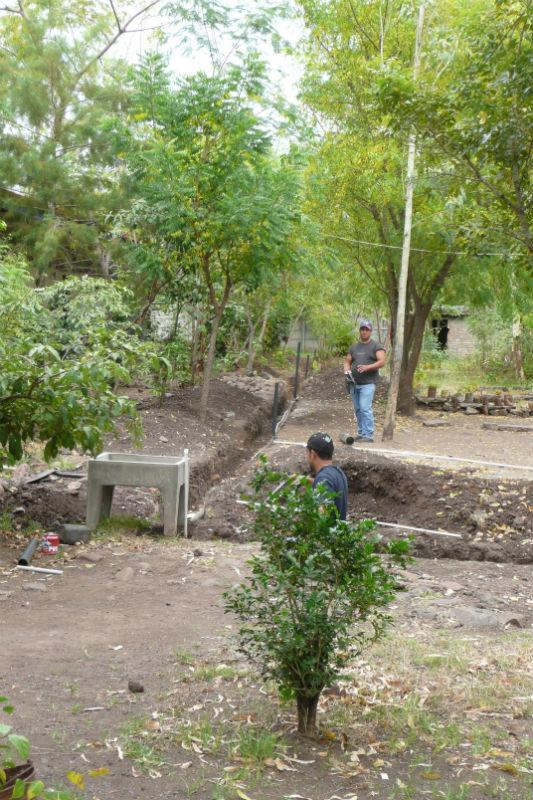 Conclusion of Escuela Mentor de la Excelencia Ruben Dario Water System Project - Nicaragua