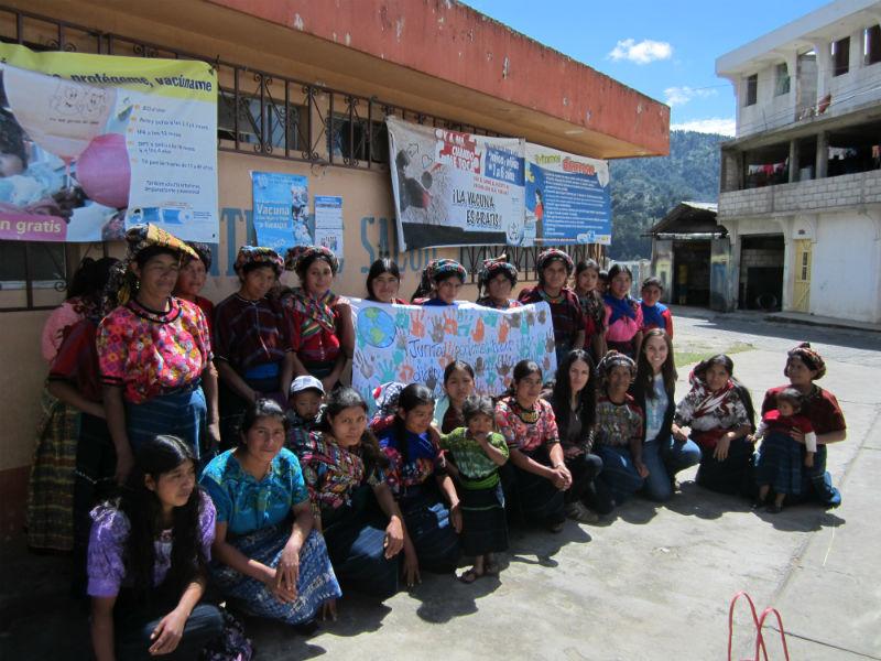 Cajolá Latrine Project – Guatemala