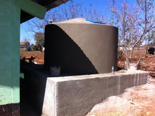 Conclusion of La Primavera Tank and Handwashing Station Project – Guatemala