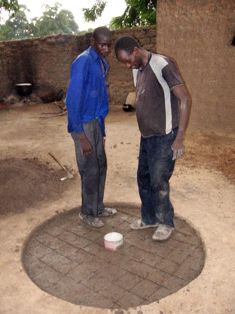 Zamblala Community Latrine Project - Mali