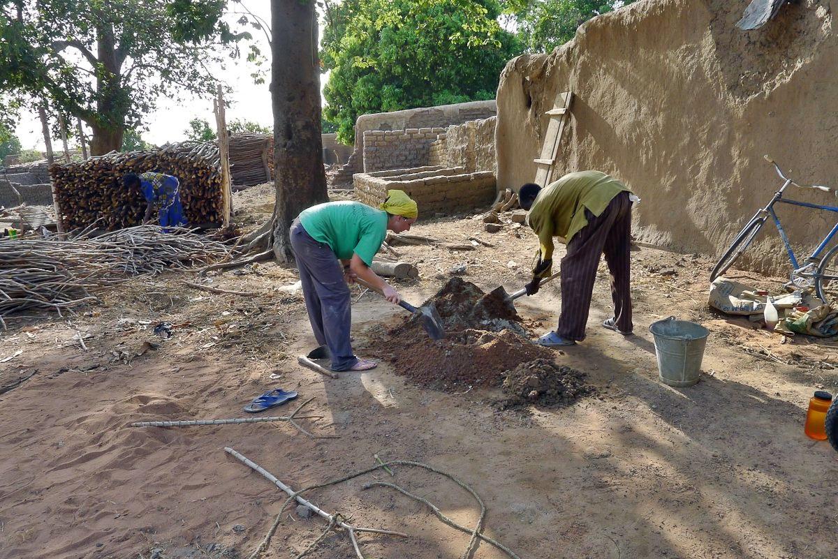 Conclusion of Zamblala Community Latrine Project – Mali