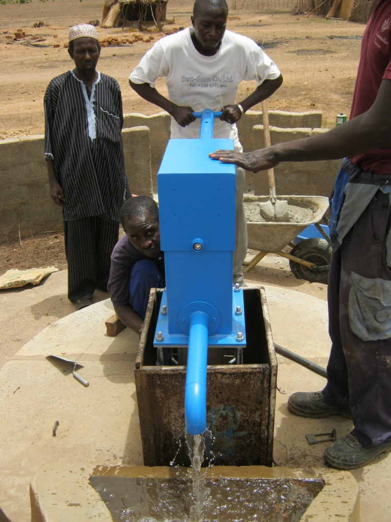 Conclusion of Choya, Si Kunda, and Kalikajara Pump Project – The Gambia