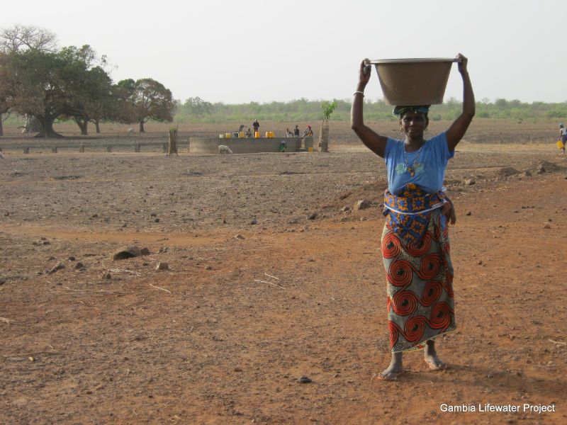 Central River Region Handpump and WASH Improvement Program - The Gambia