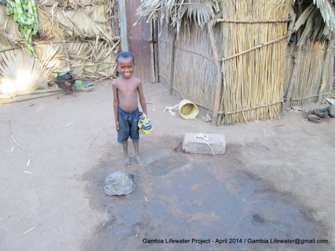 Central River Region Handpump and WASH Improvement Program – Phase 2 - The Gambia