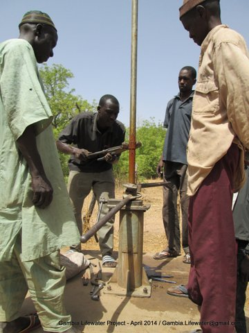 Conclusion of Central River Region Handpump and WASH Improvement Program – Phase 2 - The Gambia
