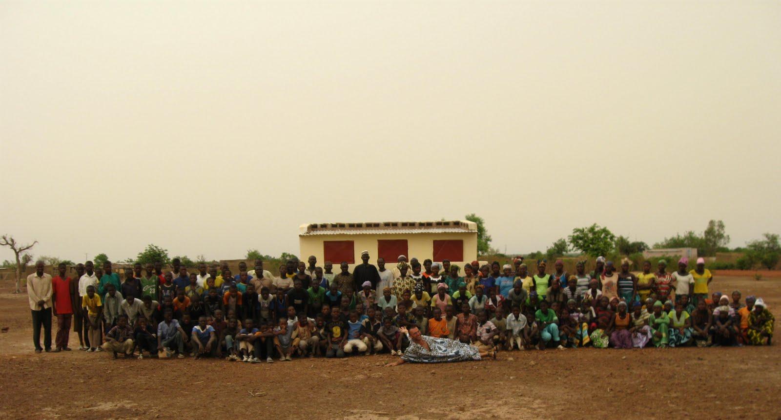 Tounto School Latrines Project - Mali