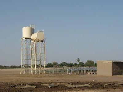 Solar Water Pump System - Mali