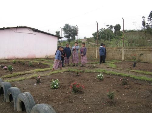 Saquiya Schoolyard