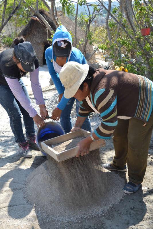 San José Xacxamayo Rainwater Catchment System Project - Mexico