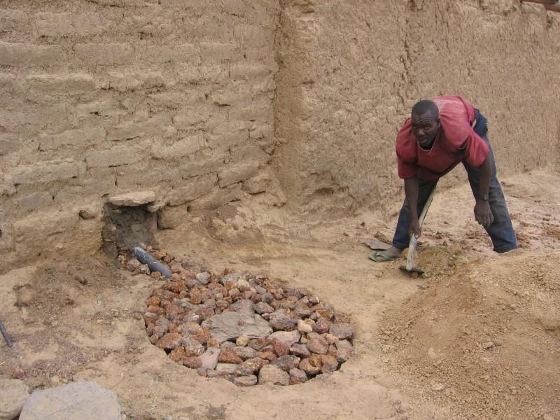 Conclusion of Soak Pits Project – Mali