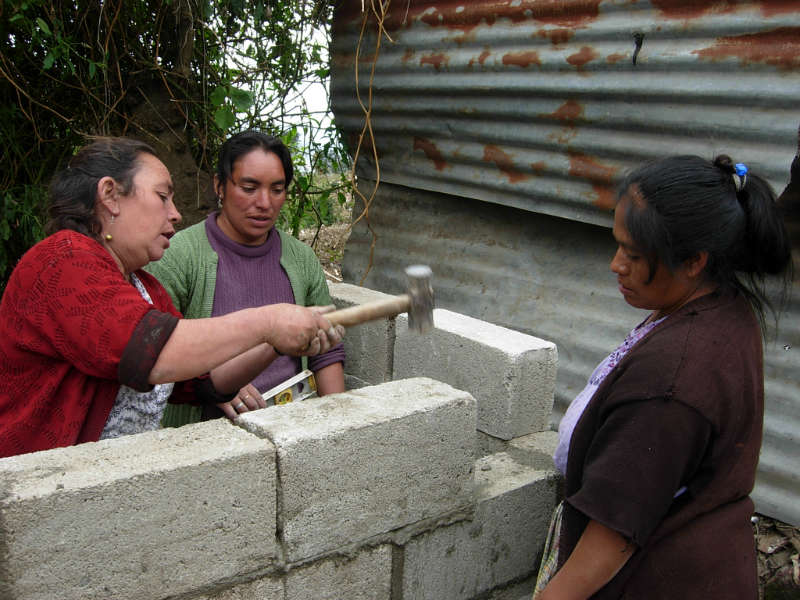 Conclusion of Santa Apolonia Composting Latrines Project – Guatemala