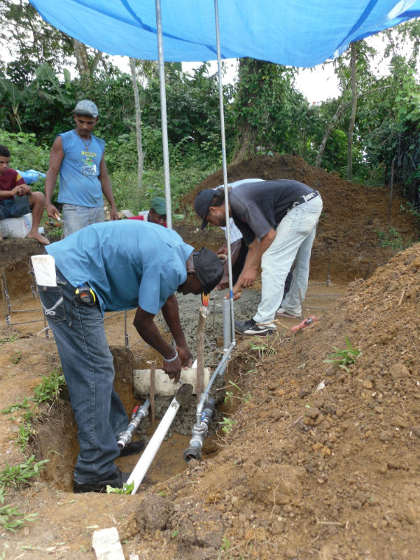 El Brison Water System Project – Dominican Republic