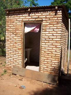 Conclusion of Sanitary Bathrooms Project – Paraguay