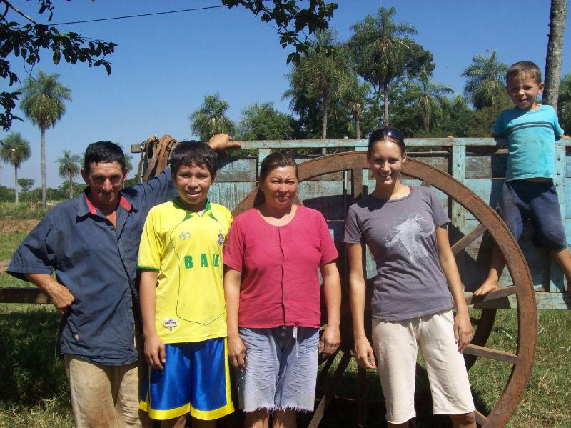 Family - Uruguay