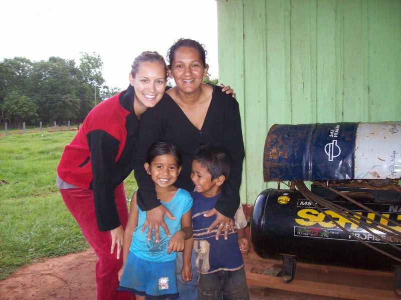Michelle Pfister, PCV - Paraguay