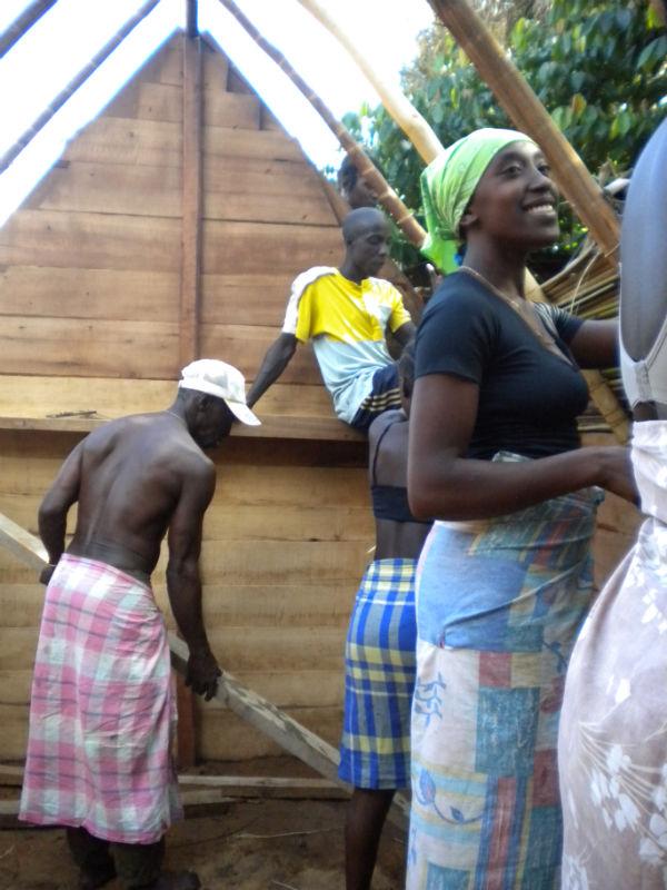 Malobi Rainwater Harvesting Project - Suriname
