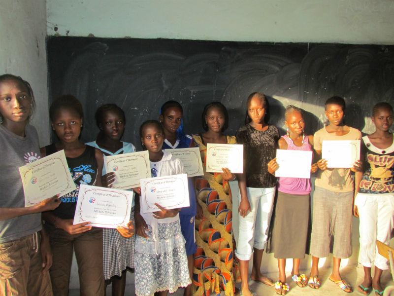 CEM de Toubacouta Well and Latrine Project – Senegal