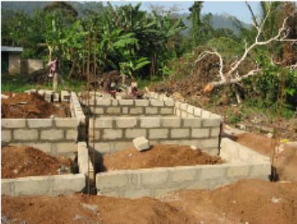 Classroom Walls - Ghana