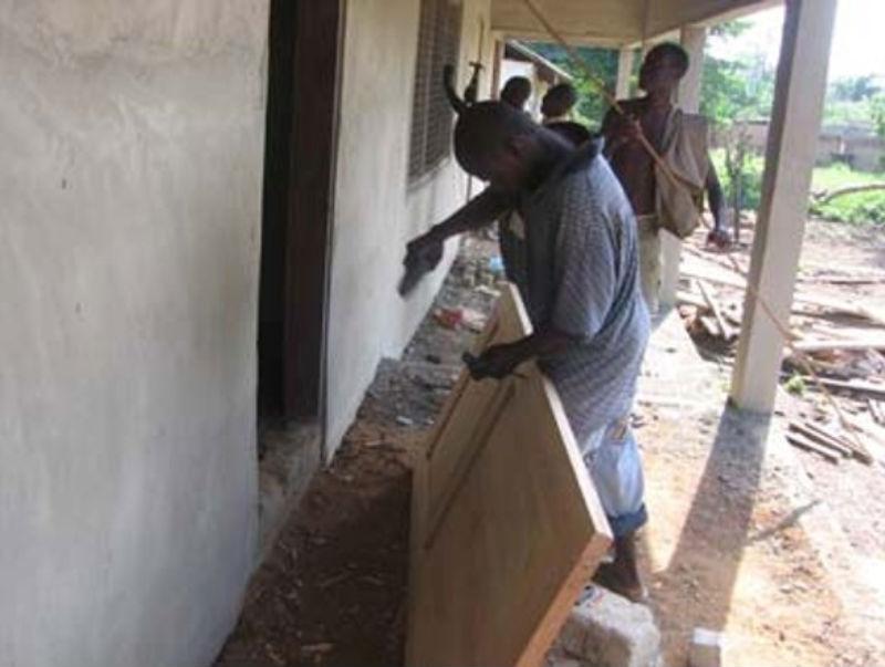 Kindergarten Catchment Project – Ghana