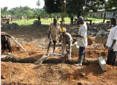 Digging Foundation - Ghana