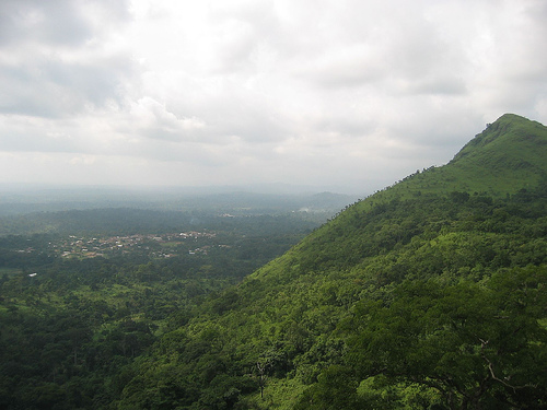 Hillside - Ghana