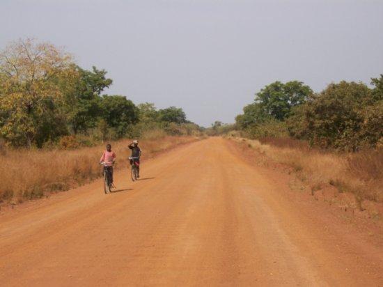 Road - Ghana