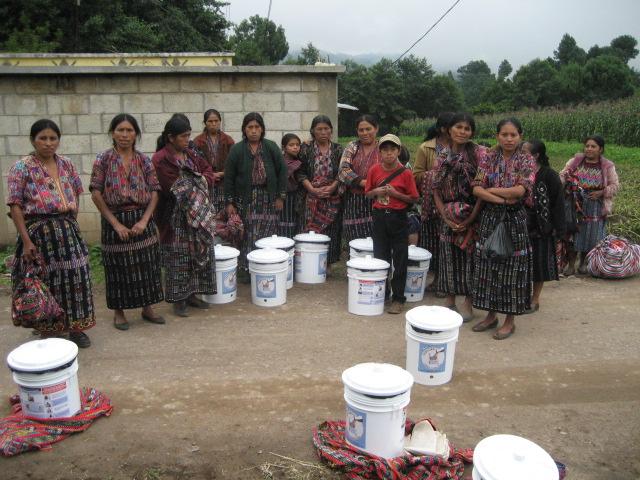 Women, Camino Seguro - Guatemala