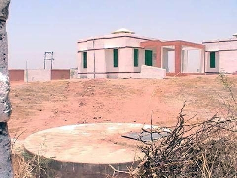 Conclusion of Javavandh Rainwater Harvesting Project and Mansangh Vandh Well Project – India