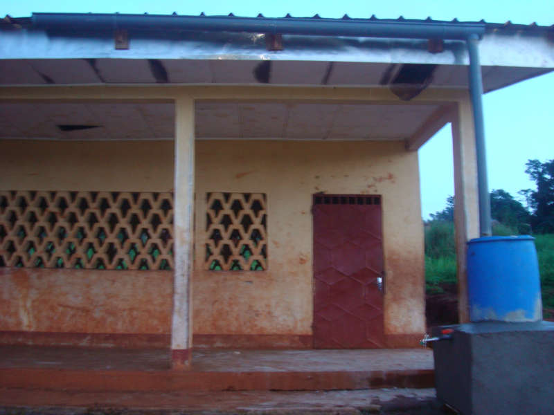 Wuro-Yobi Well Project - Cameroon