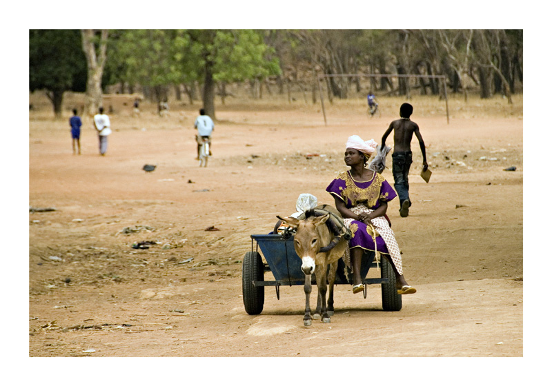 Getting Around in Burkina Faso