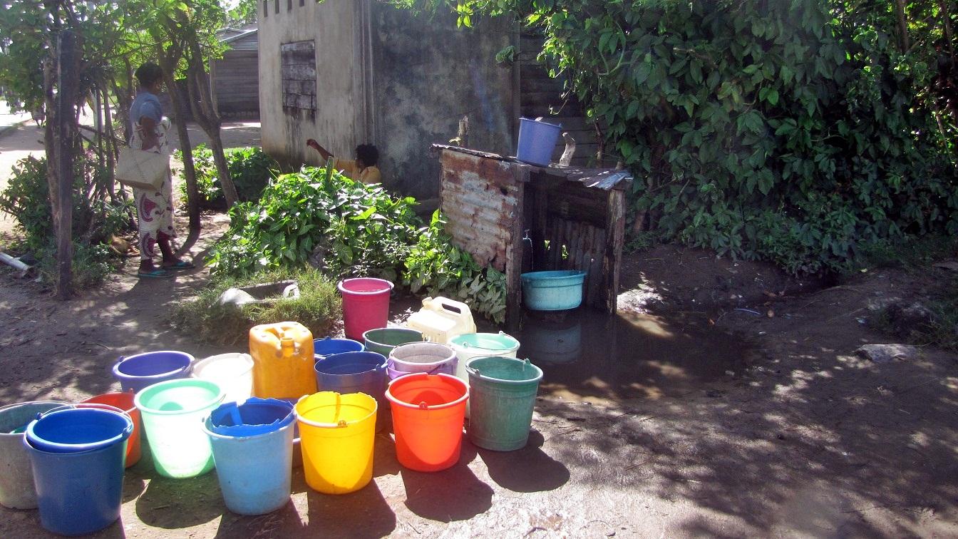Amboromana Well Project - Madagascar