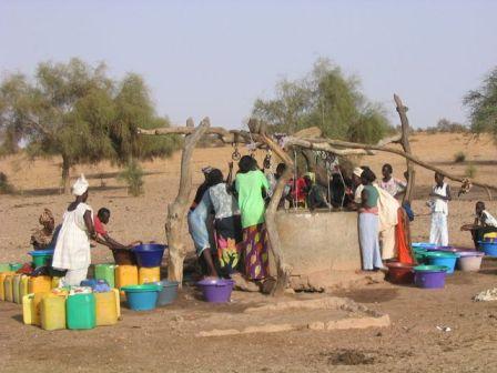 Senegal Well