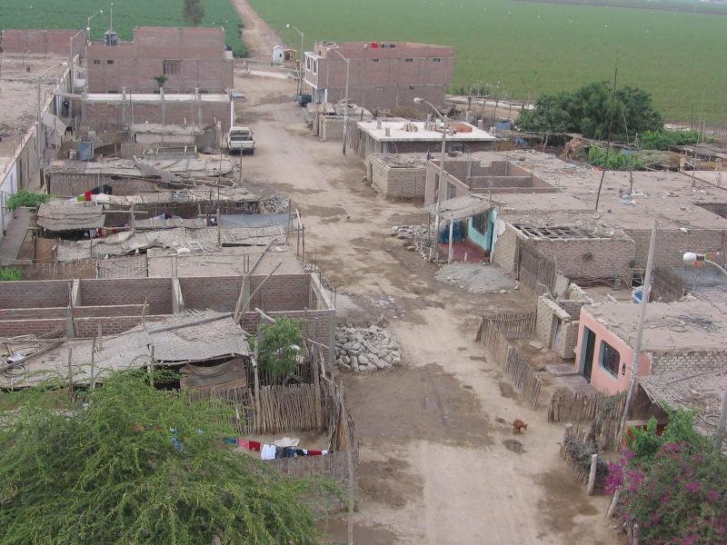 Huanaco Community Latrine Project – Peru