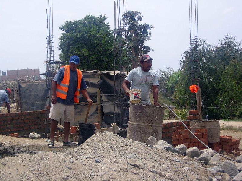 Conclusion of Huanaco Community Latrine Project – Peru
