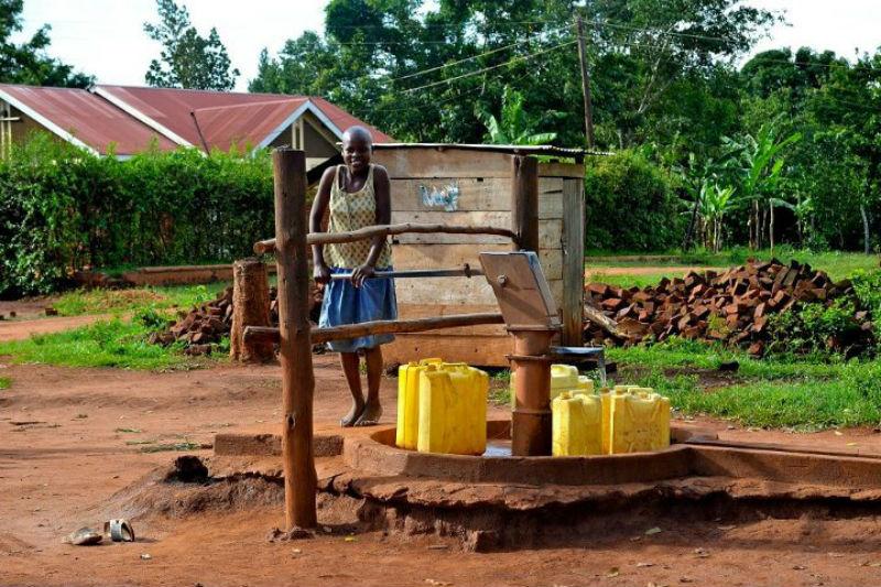 Kayunga District Youth Center Rainwater Catchment Project – Uganda