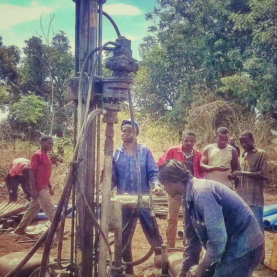 Water drilled in Siyabu