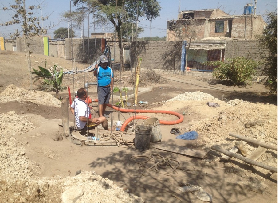 Conclusion of Ferreñafe Well Project - Peru