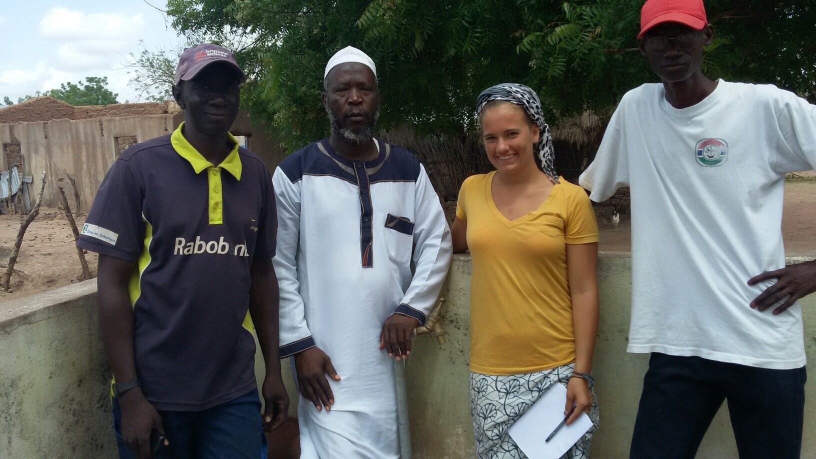 Bantunding Water System Project - The Gambia